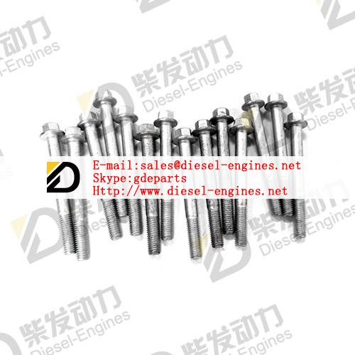 Flange screw 20405723