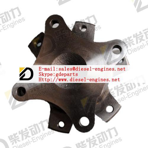 Fan hub 21536967