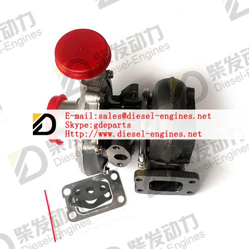 Turbocharger 3802131